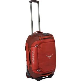 Osprey Rolling Transporter 40 Duffel Bag, rojo
